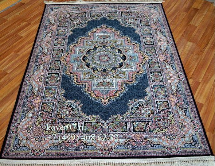 Jamil Carpet 1205_Dark_Blue