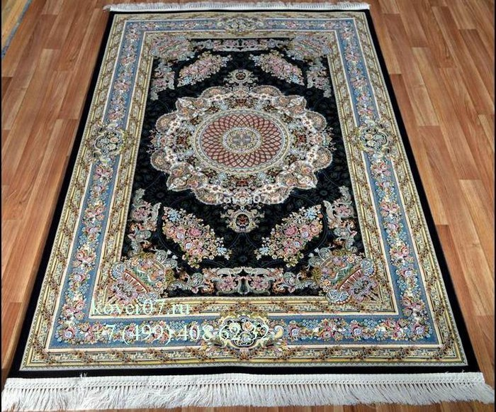 Jamil Carpet 1207_Dark_Blue