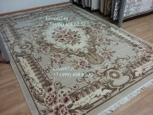 Woolen Machine-made carpets ZY2241MB_CREAM