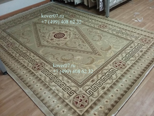 Woolen Machine-made carpets ZY2338MB_CREAM