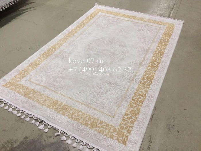 JADDOR Шeлк 770 CREAM YELLOW