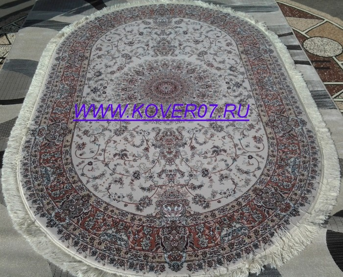 Табриз (Tabriz) 3908A CREAM_ROSE_ov
